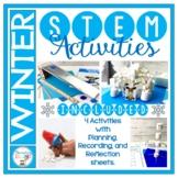 January Winter STEM Engineering Challenges