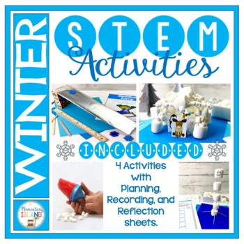 January Winter STEM Engineering Challenges