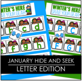 January Winter's Here Grab Your Gear Hide and Seek - Lette