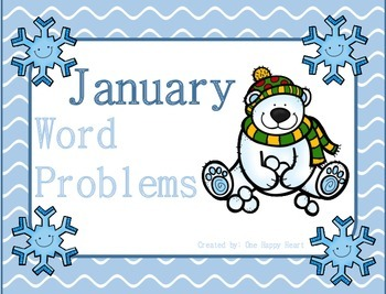 January Word Problems