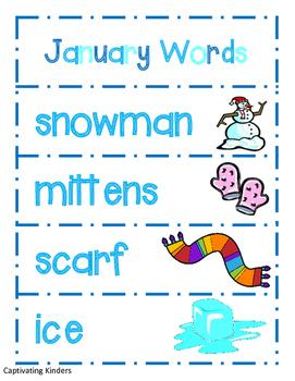 January Words