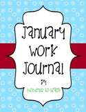 January Work Journal