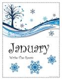 January Write The Room