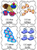 January Write The Room with Numbers - Kindergarten / First