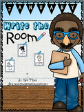 January Write the Room Activities for Kindergarten