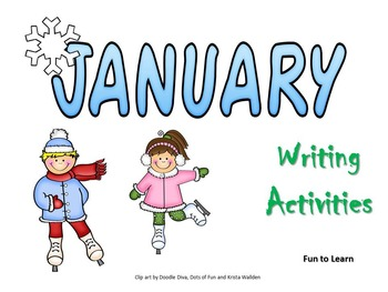 January Writing Activities