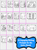 January Writing Prompts and Winter Word Work Activities