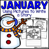 January Writing Activity: Using Pictures to Write a Story