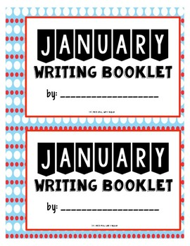 January Writing Booklet
