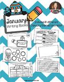 January Writing Books