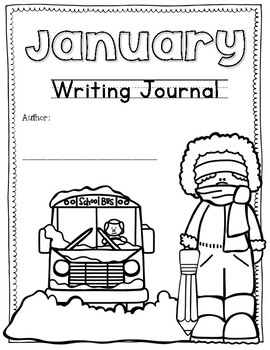 January Writing Journal