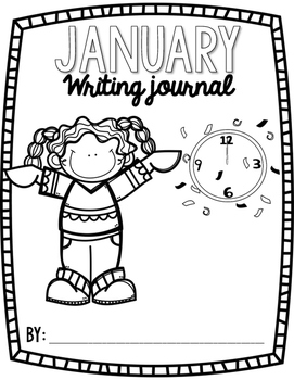 January Writing Journal