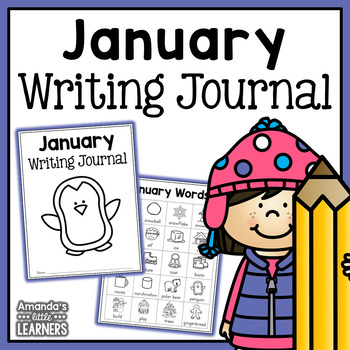 January Writing Journal Prompts
