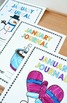 January Writing Journal Prompts for Preschool and Kindergarten
