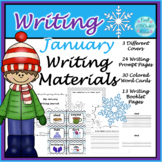 January Writing Journals and More!