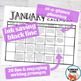 January Writing Prompts Back to School NO PREP Daily Journal