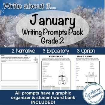writing prompts for second graders Second graders are polishing a wide range of basic writing skills, including  a  second grade girl wrote this story in response to a prompt to write about her.