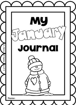 January Writing Prompts Sampler Pack FREEBIE