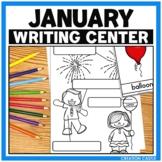 January Writing Station