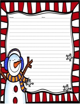 January Writing - Unique as a Snowflake