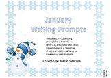 January Wrting Prompts