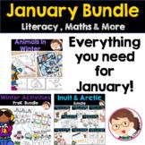 January activities | Winter |  Autism SPED Preschool