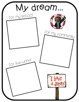 January and Martin Luther King, Jr. Digital Templates and Activities!