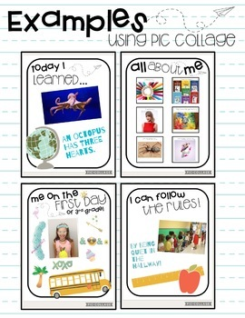 DIGITAL Templates and PAPERLESS Activities Bundle (for the ENTIRE year!)