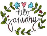 January clip art 2019