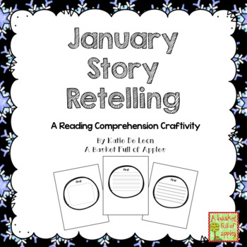 January reading craft