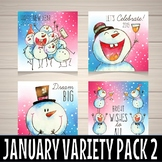 January variety pack 2