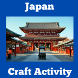 Japan Activity | Japan Craft | Japan Unit | Japanese Symbols