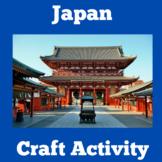 Japan | Craft Activity | Japanese | Symbols of Ancient Jap