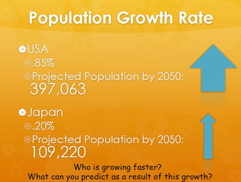 Japan America Comparison Lecture Notes Powerpoint