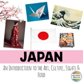 Japan: An Introduction to the Art, Culture, Sights, and Food