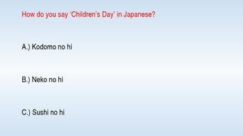 Japan Children's Day