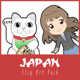 Japan Clip Art Pack