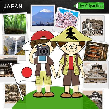 Japan Clipart-Top 14 Tourist Places