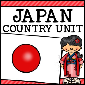 Japan Country Social Studies Complete Unit