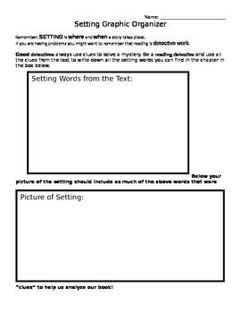 Illustrating the Setting