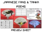 Japan - Fans & Tanka Poems