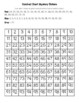 Japan Flag (Japanese) Hundred Chart Mystery Picture with Number Cards