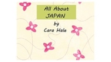 Visual Powerpoint About Japan for Primary Students