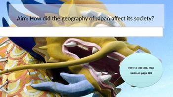 Japan Geography