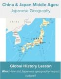 Japan Geography & Cultural Diffusion
