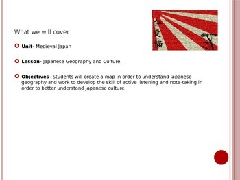 Japan Geography and Culture