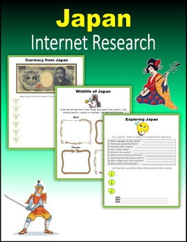 Japan (Internet Research)