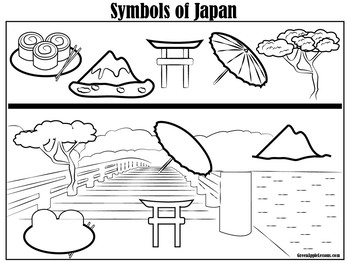 japan japan worksheet japan activity symbols of japan about japan. Black Bedroom Furniture Sets. Home Design Ideas