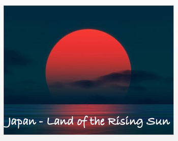 Land of the Rising Sun - Japan's Origin + Assessments