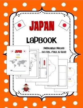 Japan Lapbook